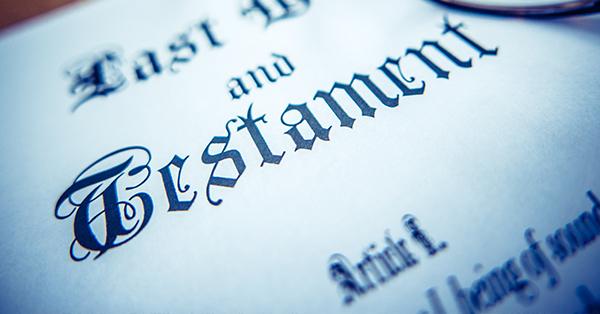 Storie curiose di testamenti e lasciti